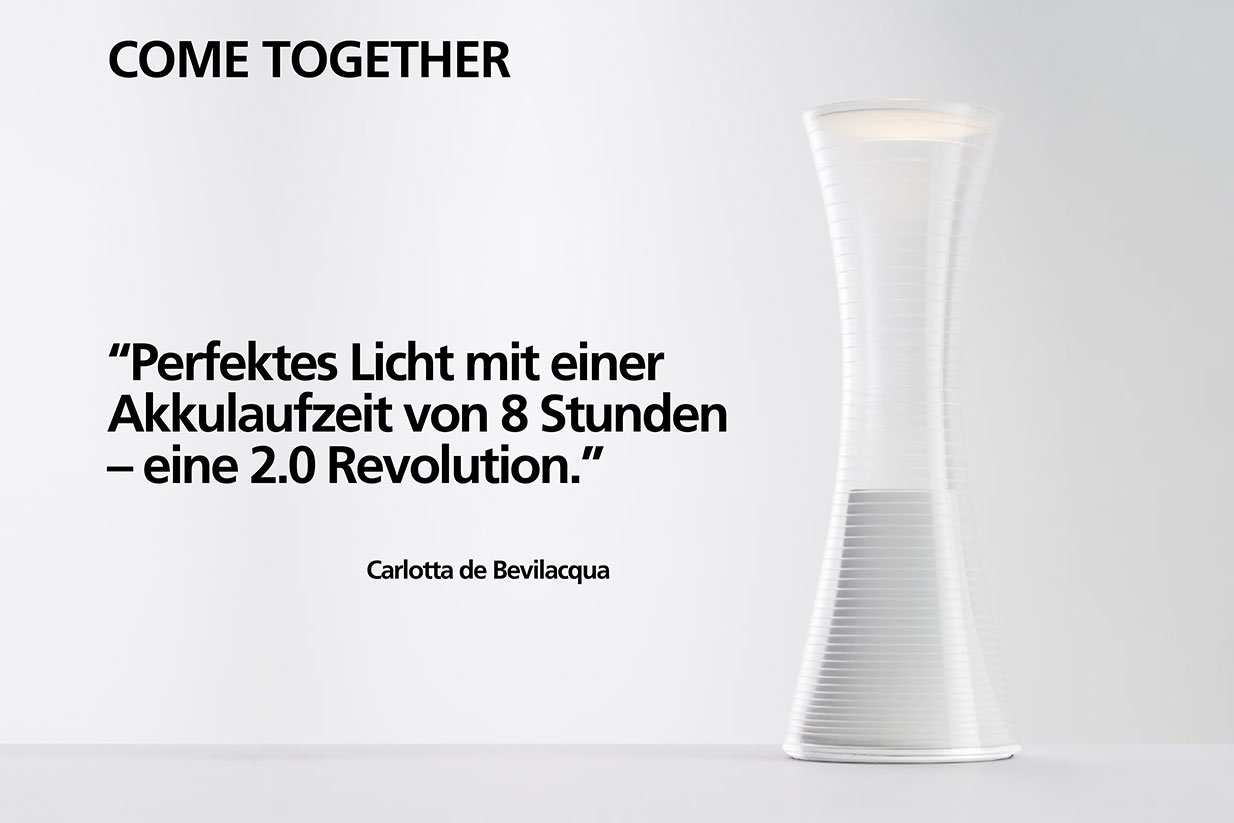 Artemide Come Together Milieu 07